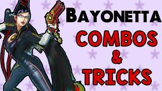Bayonetta Combos & Tricks! (My Smash Corner)