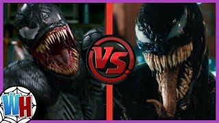 Video Venom vs Venom! Who Was Better Tom Hardy or Topher Grace? MP3, 3GP, MP4, WEBM, AVI, FLV Oktober 2018