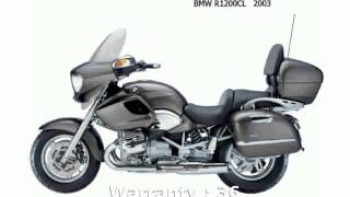 9. 2004 BMW R 1200 CL Standard  superbike Engine