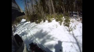 2. Ski-Doo Expedition LE 600 E-TEC | 4-12-15