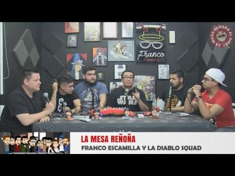 Franco Escamilla.- La mesa reñoña 46 (видео)