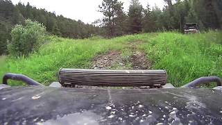 9. Mule Pro FXT water crossings