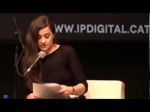 Ponencia de Ainara LeGardon en la Jornada de Propiedad Intelectual