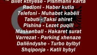 Fjalor Shqip-Turqisht