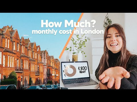 Can You Afford Living in London? ı What it costs 2020
