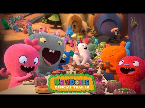 Preview Trailer UglyDolls, trailer originale
