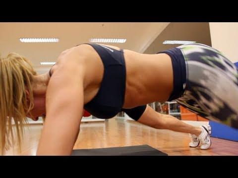 Exercícios para perder barriga – Super treino para definicao