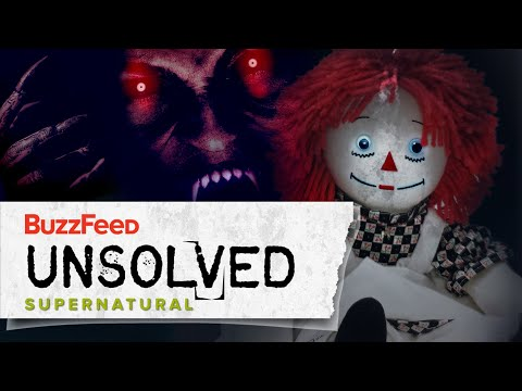 The Demonic Curse of Annabelle the Doll