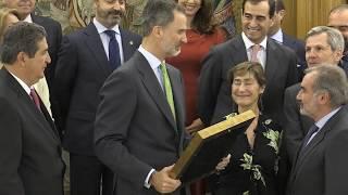 Audiencia a los miembros de la Junta Directiva del Colegio de Abogados de Sevilla