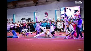 Freestyle Mix with gymnastics and BMX Live Perfomance (12 чел.)
