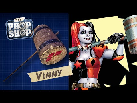 How to Build a LowBudget Replica of Harley Quinn s