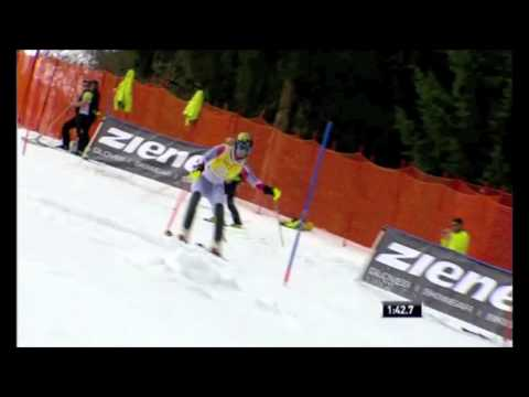 Anna Goodman World Cup Winning Run 2013 – Oftershwang, Germany