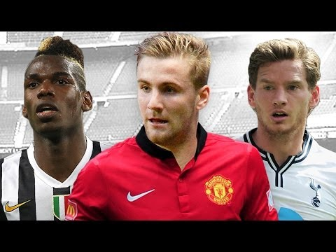 Video: Transfer Talk | Luke Shaw set to join Man Utd for £30m