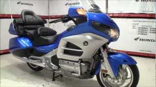 8. NEW 2013 Gold Wing GL18HPNA Blue Metallic ON SALE at Southern Honda. #1 Goldwing Dealer in U.S.