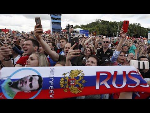 Ρωσία: «Ένδοξο αντίο» στο Μουντιάλ