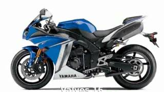8. 2011 Yamaha YZF R1 - Details and Specification