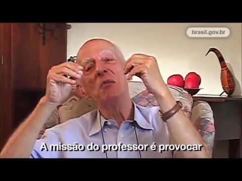 Rubem Alves - A Escola Ideal - O papel do professor
