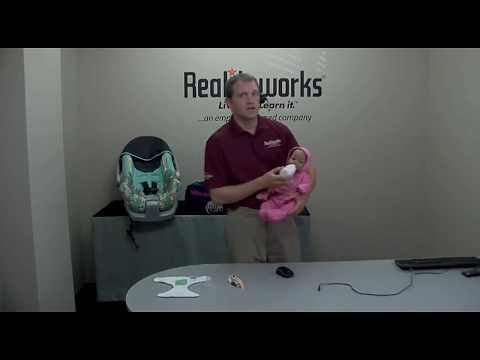 RealCare Baby Support Video - Demonstrate Baby (4:47 min)
