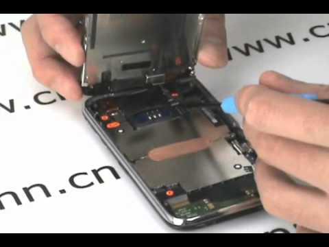 Huong dan cach thao lap iPhone 3G 3GS