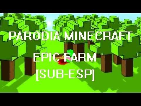 Una Parodia De Minecraft – Epic Minequest (SUB.SPA) – WTF !!!