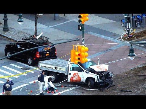 Нью-Йорк: теракт в Хэллоуин