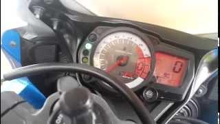 10. 2009 Suzuki GSX-R 600 Engine Noise?