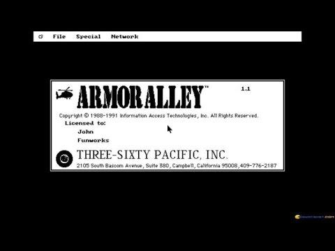 Armor Alley PC