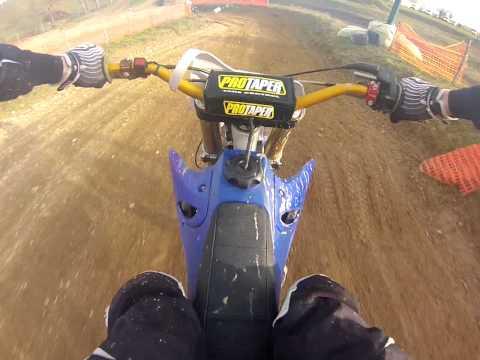 Entrainement Motocross Parthenay (79)