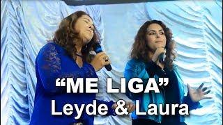 """Leyde e laura cantam """"Me liga"""" de Ruan Oswaldo Galhardi no Programa Eliane Camargo exibido dia 04 de junho de 2017 na Tv Climatempo."""