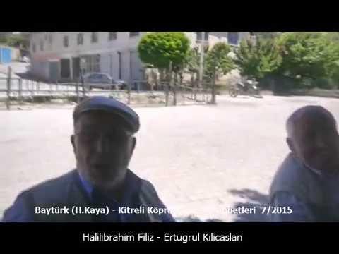 Baytürk (H. Kaya) - Kitreli Köprü Kahvesi Sohbetleri 7/2015