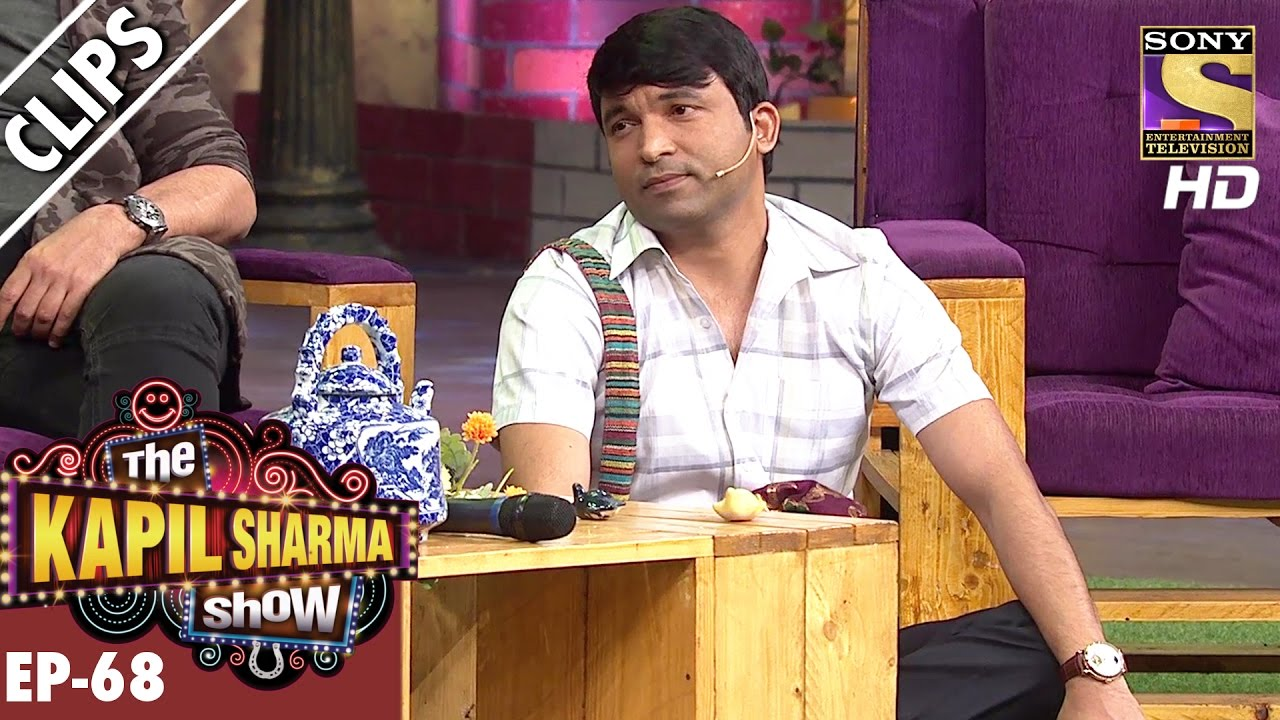 Chandu's desire of becoming Indian Idol's Judge – The Kapil Sharma Show – 18th Dec 2016