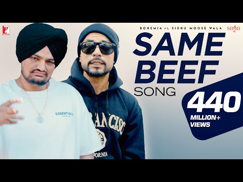 Same Beef Song | BOHEMIA | Ft. | Sidhu Moose Wala | Byg Byrd | New Punjabi Song 2019 2020