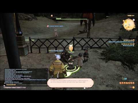 Final Fantasy XIV A Realm Reborn Der Geist ist willig