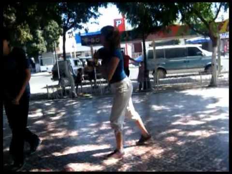 Electro Dance / Kika Farias. (видео)