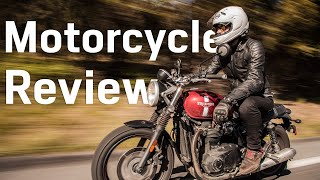 2. Triumph Street Twin Review at RevZilla.com