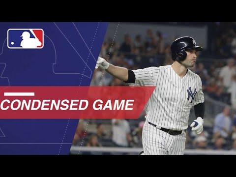 Condensed Game: TOR@NYY - 8/17/18 (видео)