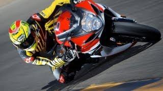 4. 2013 Supersport Track Shootout: 2013 Suzuki GSX-R600