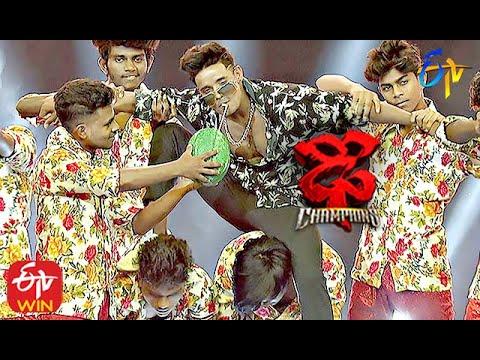 Raju Performance | Dhee Champions | 12th August 2020 | ETV Telugu