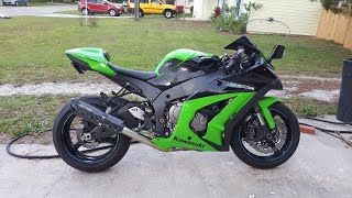 6. ZX-10R 2011-2015 Real world review & Suspension and chasses settings. 2012 2013 2014 12 13 14 ZX10R