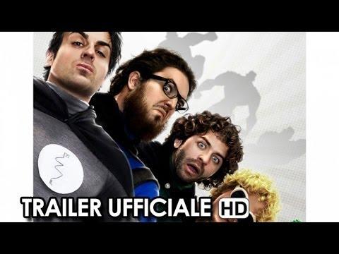 Preview Trailer La banda dei supereroi
