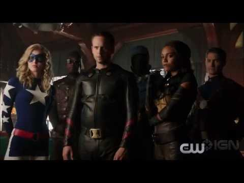 DC's Legends of Tomorrow Season 2 (Promo 'Out of Time')