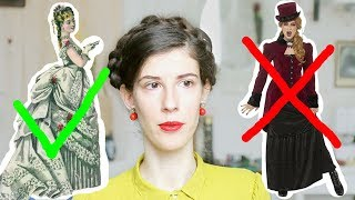Video Victorian Fashion Is Not What You Think It Is MP3, 3GP, MP4, WEBM, AVI, FLV Maret 2019