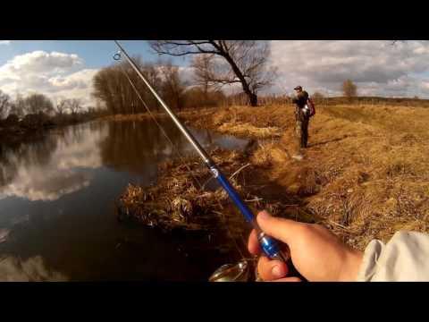 ловля щуки после нереста на реке