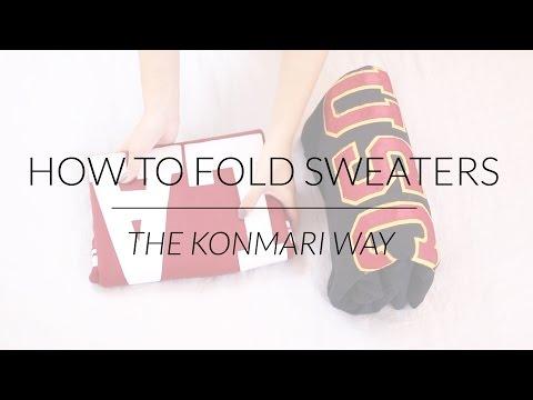 Video - Ο πιο εύκολος τρόπος για να διπλώνετε τα ρούχα σας (video)