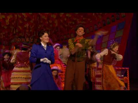 Mary Poppins musical - Supercalifragilisticexpialidocious
