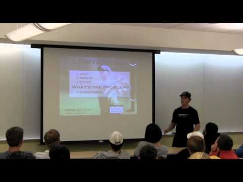 Nike Jr Golf Camps Mental Toughness Seminar Part 2