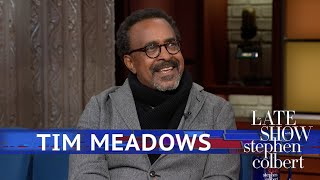 Tim Meadows Can't Reprimand His 6'2