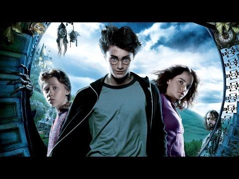 Top 8 Harry Potter elokuvat