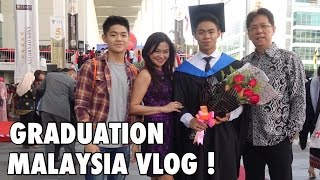Video Dennis Hadi's Graduation (MALAYSIA VLOG) MP3, 3GP, MP4, WEBM, AVI, FLV April 2018