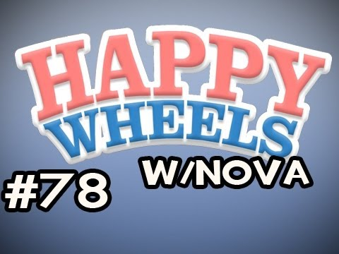 Happy Wheels w/Nova Ep.78 - Unintentionally Winning Video
